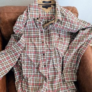 Tommy Hilfiger Long sleeve flannel